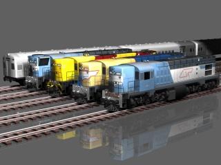 PikkaRail - Custom Content for Trainz Railroad Simulator 2004