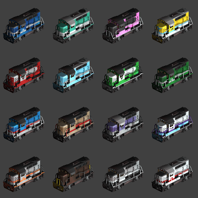 AMF_Lincoln_Liveries